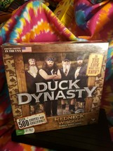 2013 Duck Dynasty Redneck Wisdom Family Party Board Game Factory Sealed Nib - $7.92