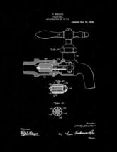 Fuller Ball Patent Print - Black Matte - $7.95+
