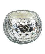 Silver-Tone Honeycomb Scented Candle - €9,65 EUR