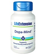TWO PACKLife Extension Dopa-Mind dopamine mood brain health longevity - $46.74