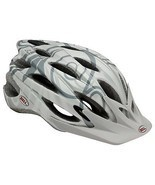 Bell Women's Luxe Bike Helmet Matte White Twirls - $41.02