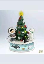 Hallmark 2012 Keepsake Ornaments QXG4561 Trimming The Tree New in box  - $17.81