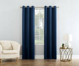 Mainstays Blackout Energy Efficient Grommet Single Curtain Panel 40 x 84 - $26.99