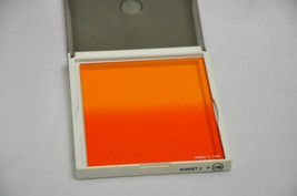 Cokin Cromofilter SA Paris Made in France Filter P 198 Sunset 2 - $24.95