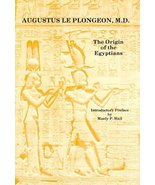 The Origin of the Egyptians [Jan 01, 1983] Le Plongeon, Augustus and Hal... - $35.00