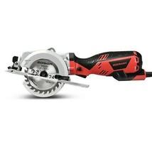 Circular Cutting Saw Electric 4-1/2 Inch Accessory Kit Ergonomic Adjusta... - $86.48