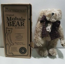 The Boyds Collection - Original Mohair Bear Collection  Fitzgerald Q. Be... - $21.47