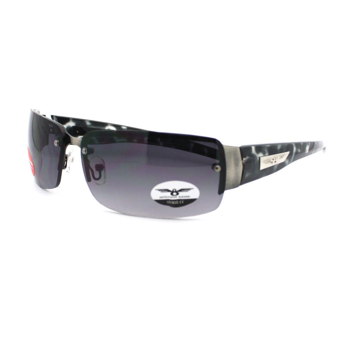 c7bdeb93833d Rimless Rectangular Sunglasses Mens Designer and 50 similar items