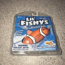 LIL' FISHYS Motorized Water Pets LUCKY - $29.70