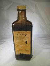 K.Y.R.O. - A Real Health Laxative - Virtually Full Bottle - Vintage Medi... - $23.38
