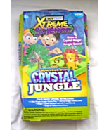 Boy Craft XTreme Science Grow Your Own Mini Crystal Jungle Scene NIB - $11.49