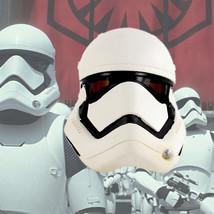Starwars Helmet White Mask Halloween Cosplay Season PVC - $64.35 CAD