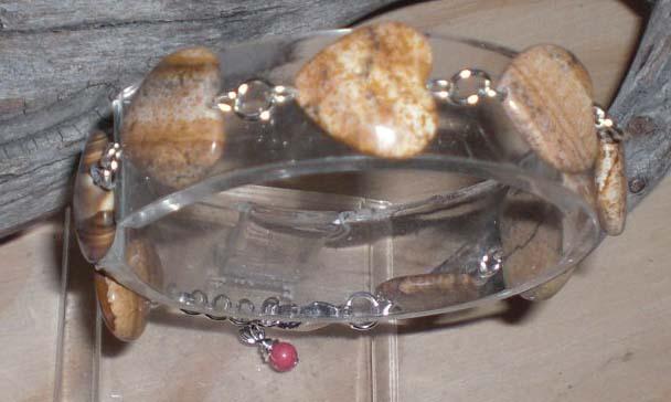B173picture jasper gem