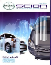 2004 Scion xA xB brochure catalog magazine ISSUE 02 bB ist - $8.00