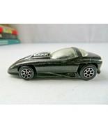 Hot Wheels 1993 Malaysia black car toy - $5.00