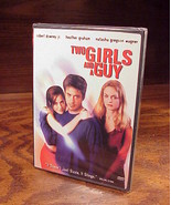 Two Girls and a Guy DVD, Heather Graham Robert Downey Jr, New and Sealed  - $5.95