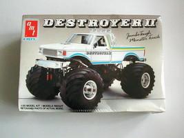 Factory Sealed Destroyer Ii Monster Truck By AMT/Ertl #6930 - $232.64