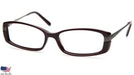 Calvin Klein CK7232 511 Eggplant Eyeglasses Frame 52-18-135mm (Lenses Missing) - $42.08