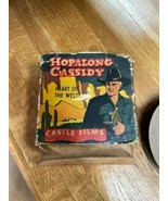 hopalong cassidy heart of the west castle film - $22.50
