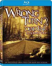 Wrong Turn 2: Dead End (Blu-ray)