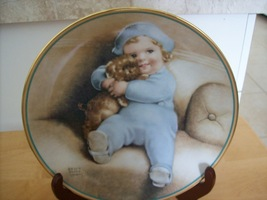 """Hamilton Collection 1986 """"Going to Town"""" Collector's Plate - $22.00"""