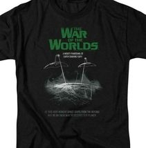 The War of the Worlds t-shirt A Mighty Pandrama retro 50s graphic tee PAR538 image 3