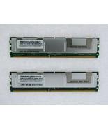 8GB 2X4GB KIT DELL 5300 FBDIMM PRECISION R5400 R5400-N T5400 T7400 RAM M... - $33.17