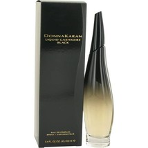 Donna Karan Liquid Cashmere Black 3.4 Oz Eau De Parfum Spray   image 1