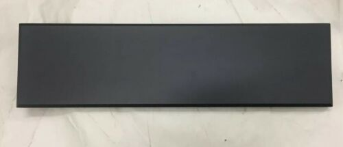 "Ikea Laxarby Flat FRONT DRAWER FACE Black Brown Sektion kitchen 18"" X 5"" image 2"