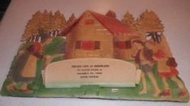 Advertisement Bill Holder Germany Wall Decor Loquasto Clinic of Chiropra... - $14.85