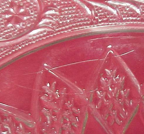Duncan Miller Sandwich Platter Elegant Depression Glass