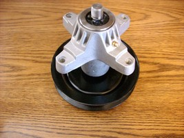 """Cub Cadet, MTD, Toro 42"""" Cut Deck Spindle with Pulley 918-04456, 918-04461 - $84.62"""