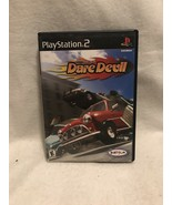 Top Gear Daredevil PLAYSTATION 2 (PS2) Racing / Driving (Video Game) - $4.75