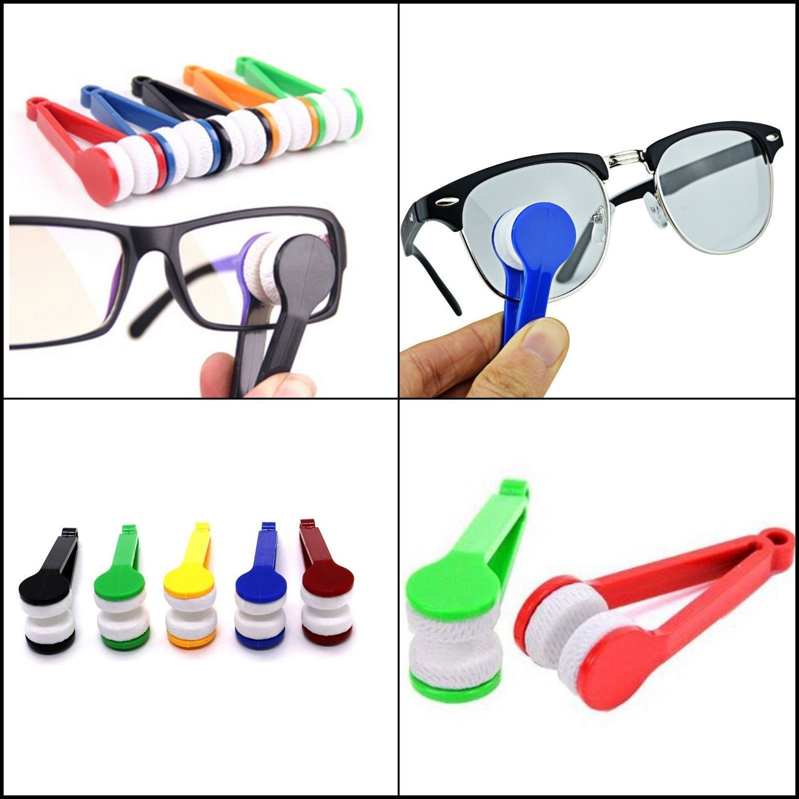 Microfiber Cleaning Cloth Laptop Camera Lens Eyeglasses TV Phone LCD Screen Lot image 8