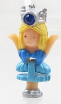 1992 Vintage Polly Pocket Doll Sky Princess Ring Variation - Mia Bluebir... - $7.50