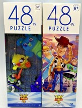 Disney Toy Story 48 piece Puzzles lot of 2 - $10.88