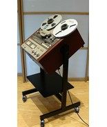 NEW Custom Made Cart Stand with Side Panels for TASCAM 42 NB Reel Tape R... - $346.50