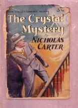 NEW MAGNET LIBRARY-#1248-CRYSTAL MYSTERY-NICK CARTER FR - $31.53