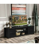 """TV Stand Entertainment Center for TV's up to 65"""" with Cable Management -... - $227.69"""