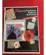 Rendering Fashion Fabric and Prints With Adobe Photshop By Greenberg and... - $30.00