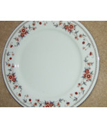 "Sheffield Anniversary Porcelain Fine China Dinner Plate 10 1/4"" - $14.00"