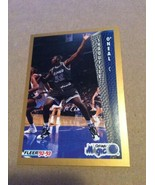Shaquille Shaq O'neal 1992-93 Fleer Drake Rookie Card #37 PSA READY MINT - $19.95