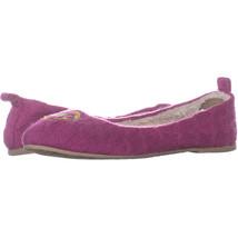 Michael Kors 92 Slip On Ballet Flats 408, PinkFabric, 10 US - $42.23