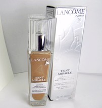 LANCOME Suede 2 W Teint Miracle Foundation Lit from within Natural Skin NIB - $27.17