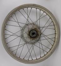 "Front Wheel 1975 Honda Xl350 21"" x 1.60 44701-356-000 - $79.15"