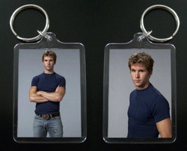 TRUE BLOOD keychain JASON STACKHOUSE Ryan Kwanten #1 - $7.99
