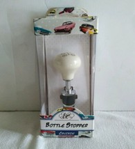 Wine Bottle Stopper | Gear Shift Bottle Cork | Tools and Gadgets Brand New! - $29.65
