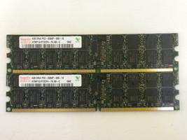 8GB 2X4GB MEMORY DDR2 DELL POWEREDGE M605 M805 M905 2970 6950 R300 R805 R905