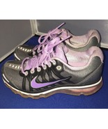 Nike Airmax  2009 Womens Running Shoes ( 354750 009) Size 7 Purple Gray - $29.65