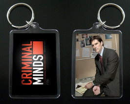 CRIMINAL MINDS Hotch keychain / keyring THOMAS GIBSON 1 - $7.99